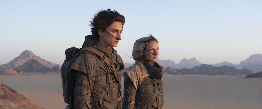 รีวิวเรื่อง Dune